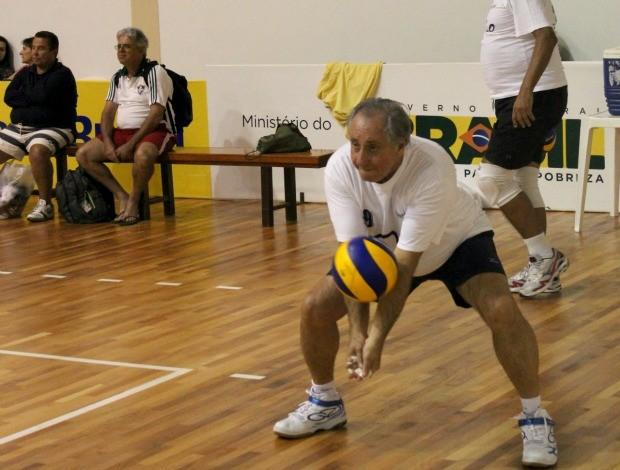 Ary Graça disputa Vôlei Master (Foto: Divulgação)