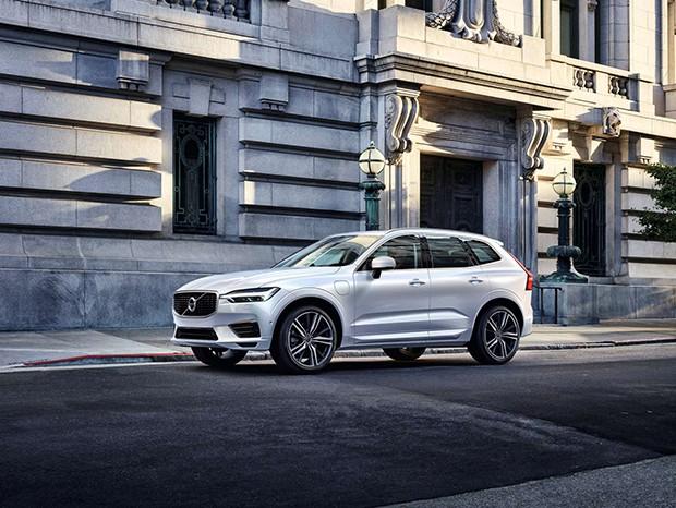 The new Volvo XC60 (Foto: Divulgação)