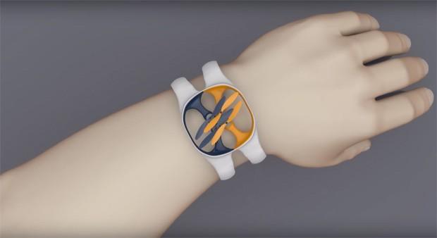 Nixie em forma de relógio (Foto: Reprodução)