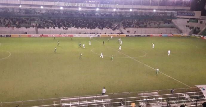 Tocantinópolis x Juventude - Copa do Brasil (Foto: Paulo Vitor/Tocantinópolis)