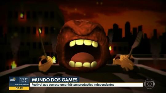 BIG Festival reúne mais de 90 games independentes em SP