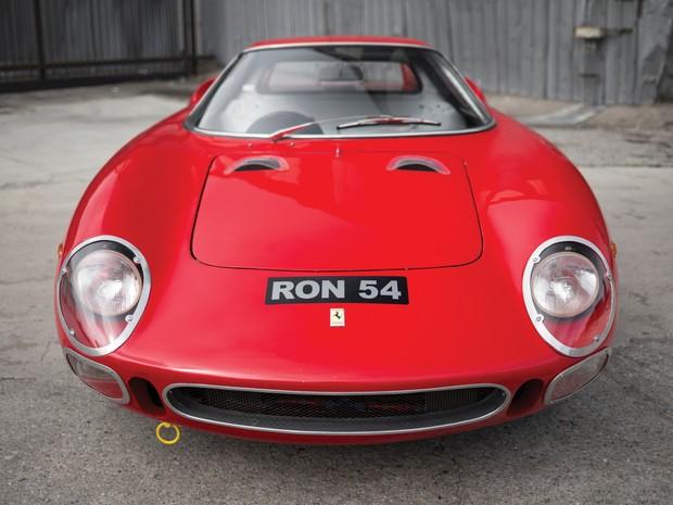 Ferrari 250 LM, de 1964 (Foto: Divulgação/Patrick Ernzen/RM Sotheby's)