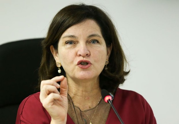 A procuradora-geral da República, Raquel Dodge  (Foto: Marcelo Camargo/Agência Brasil)