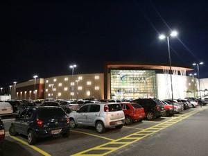 Compras de Natal poderão ser feitas até o dia 24 de dezembro. Parque Shopping Belém Augusto Montenegro (Foto: Cristino Martins/O Liberal)