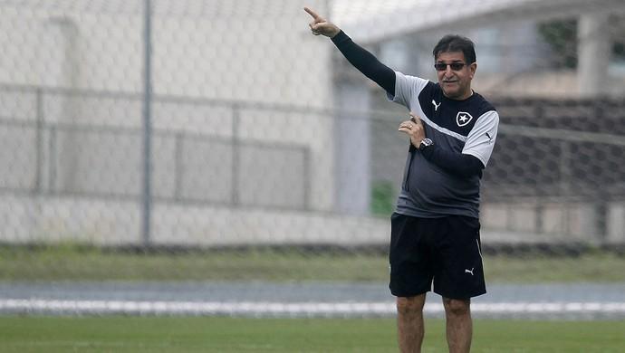René Simões Botafogo (Foto: Vitor Silva / SSPress)