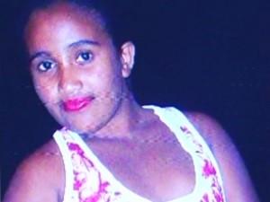 Maria Alícia Alves de Souza morreu após levar choque de celular em Campo Alegre, Goiás (Foto: Reprodução/TV Anhanguera)