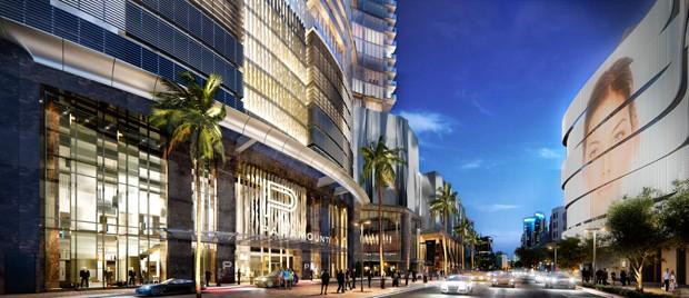 Arranha-céu faz parte de empreendimento bilionário no Miami Worldcenter (Foto: Divulgação)