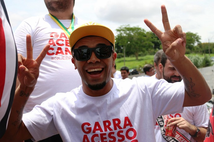Gilmak, volante do Botafogo-SP (Foto: Rogério Moroti/Ag. Botafogo)