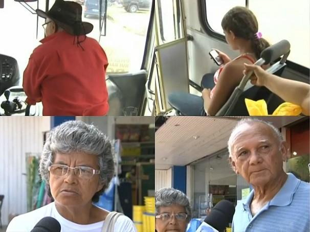 O Bom Dia Santarém abordou as inúmeras formas de desrespeito para com Idoso (Foto: Montagem - Priscila Miranda/ TV Tapajós)
