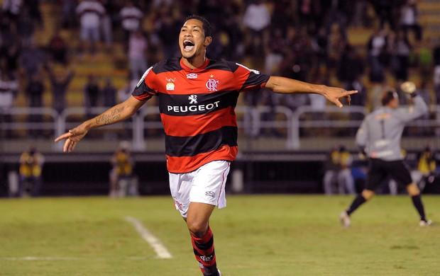 Hernane gol Flamengo Remo  (Foto: Alexandre Vidal / Fla Imagem)