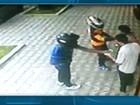 Suspeitos de saidinha de banco são presos na capital mineira