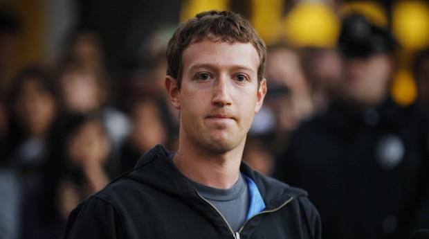 Mark Zuckerberg, CEO do Facebook (Foto: Brian Snyder/REUTERS)