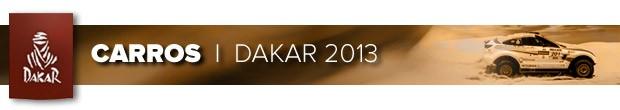 Carros_Header_DAKAR2013 (Foto: infoesporte)