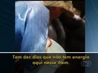 Produtor rural fica 10 dias sem energia e tem de jogar leite fora; vídeo