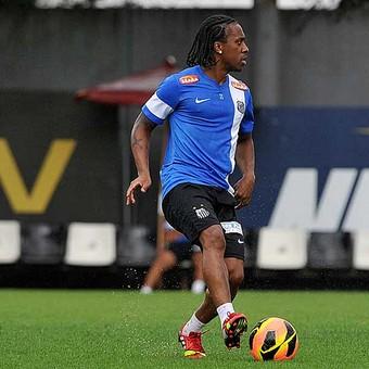 Volante Arouca Santos (Foto: Ivan Storti / Santos FC)