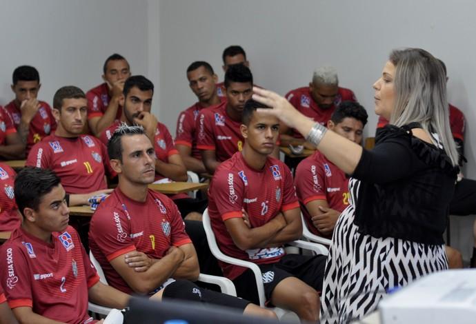 Carol Portilho Tupi-MG consultoria motivacional programação neurolinguística PNL (Foto: Tupi-MG/Divulgação)
