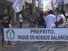 Médicos de postos de saúde estão em greve há quase 2 meses em Aracaju