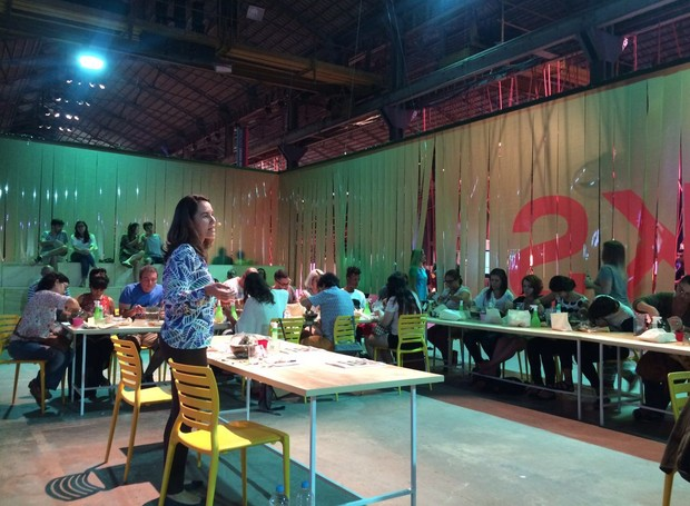 workshop-semana-design-rio (Foto: Paula Perim/Editora Globo)