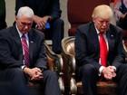 Trump não quer mais banimento total de muçulmanos dos EUA, diz seu vice