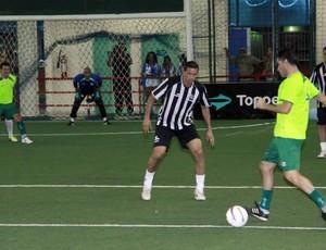Botafogo Palmeiras showbol (Foto: Divulgação)