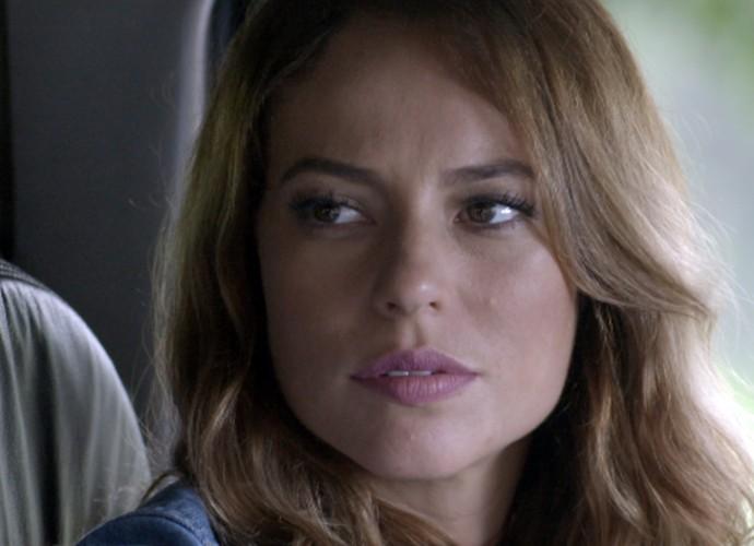 Melissa procura Pedro  (Foto: TV Globo)