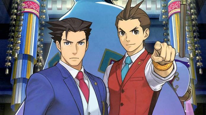 Melhores jogos para 3DS de 2016: Phoenix Wright Ace Attorney Spirit of Justice (Foto: Divulgação/Capcom)