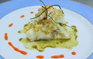 Peixe assado no forno, camarão no sal grosso e lula frita: Receita de Olivier Anquier