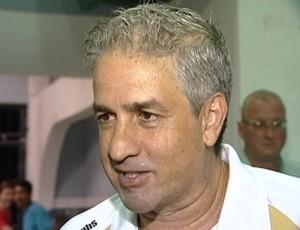 Daniel Wattfy, técnico do Vila Velha (Foto: Reprodução/TV Gazeta)