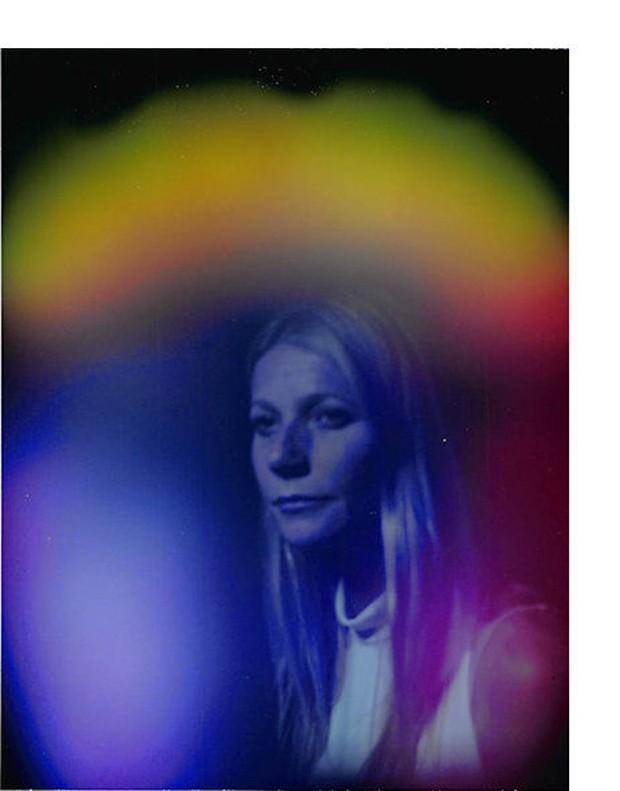 A aura de Gwyneth Paltrow (Foto: Reprodução)
