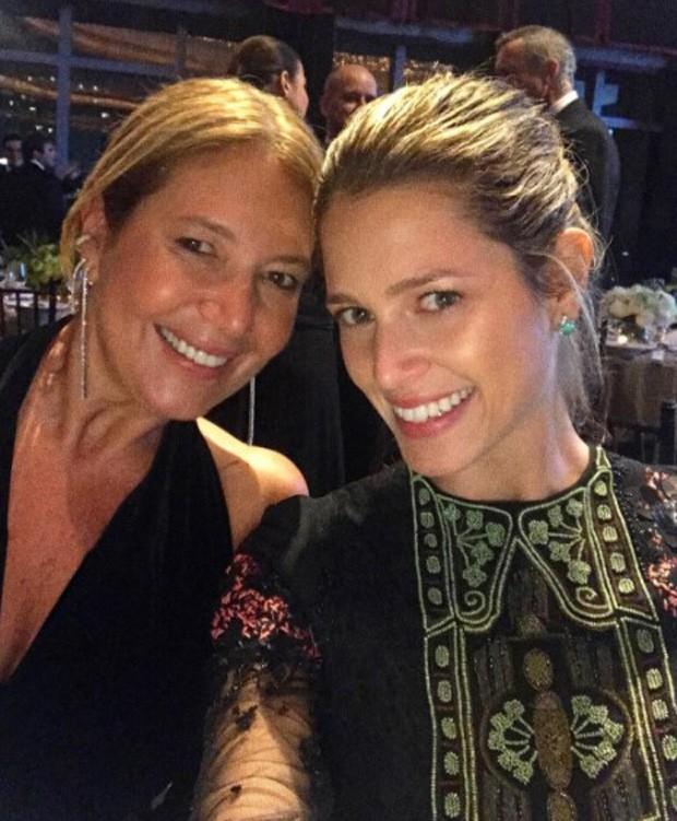 Donata Meirelles e a filha, Helena Bordon (Foto: Reprodução/Instagram)
