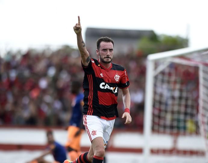 mancuello gol flamengo nova iguaçu (Foto  André Durão   GloboEsporte.com) a83493c5d4695