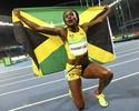 Elaine Thompson destrona Shelly-Ann e leva primeiro ouro olímpico nos 100m