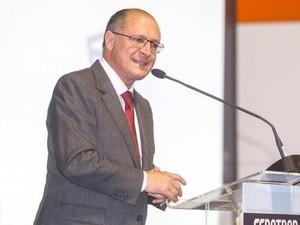 Geraldo Alckmin (Foto: Eduardo Saraiva/Portal Governo de SP)