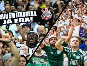 Carrossel Torcida Corinthians X Palmeiras 524X567 (Foto: Infoesporte)