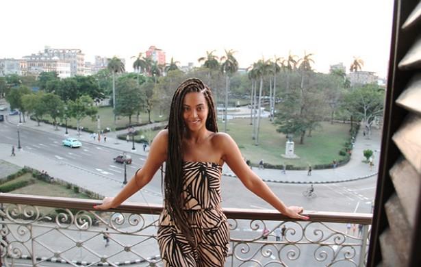 Os norte-americanos são tão temerários quando o assunto é Cuba que o simples fato de Beyoncé e Jay-Z terem viajado à ilha comunista para comemorar cinco anos de casados gerou enorme controvérsia nos EUA. (Foto: Instagram)