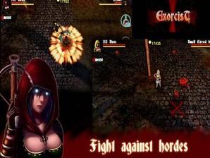 Exorcist-Fantasy 3D Shooter