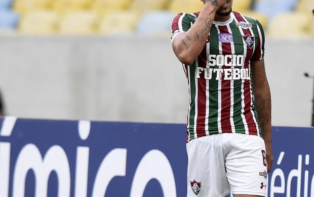 Douglas Fluminense x Palmeiras - Campeonato Brasileiro 2017