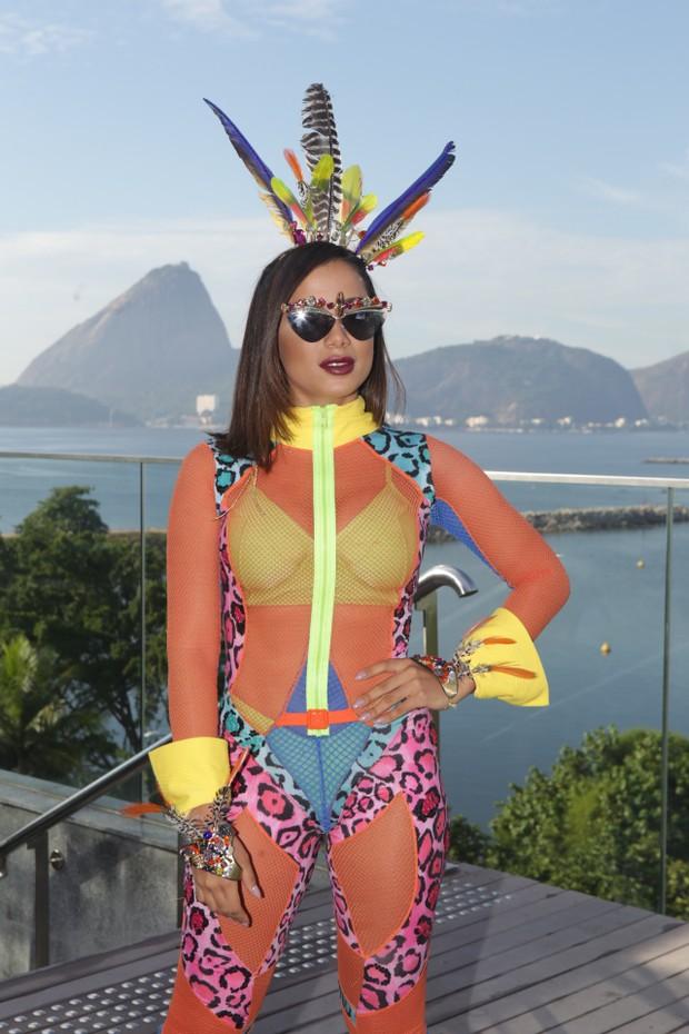 Anitta (Foto: Raphael Mesquita/Brazil News)