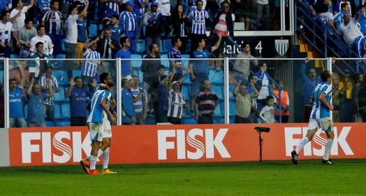 alegria e agonia (Jamira Furlani/Avaí FC)