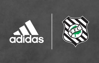 Fechado! Adidas fornecerá material esportivo para o Figueirense até 2019