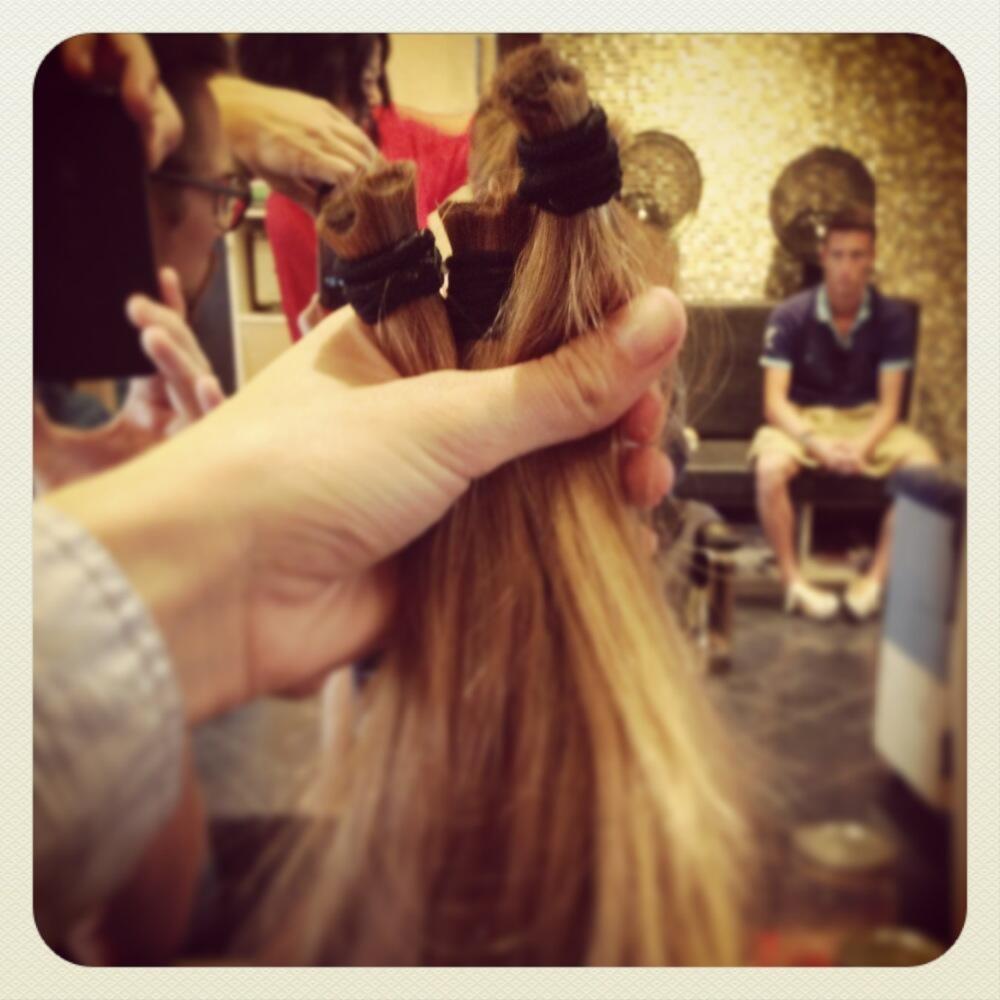 A atriz Shailene Woodley doará os cabelos (Foto: Reprodução/Instagram)