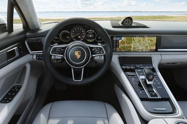 Porsche Panamera Sport Turismo Turbo S E-Hybrid (Foto: Divulgação)