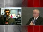 Ministro Edinho Silva classifica de 'exagero' ação da PF contra Lula