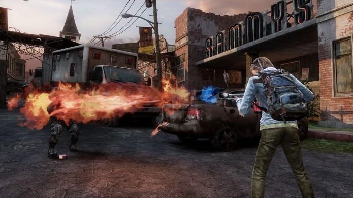 Modo Facção de The Last of Us (Foto: Divulgação)