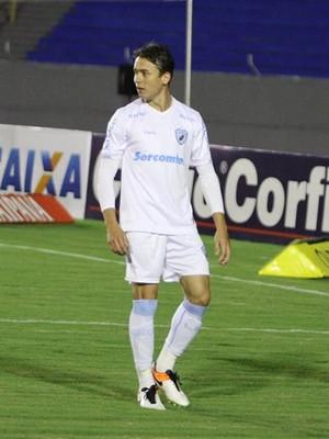 Keirrison Londrina (Foto: Wellington Ferrugem/Londrina Esporte Clube)