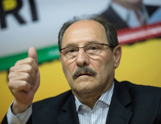 O governador do Rio Grande do Sul, José Ivo Sartori (PMDB) (Foto: Marcelo Camargo/Agência Brasil)