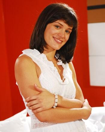 Bianca Bin em Malhação (Foto: TV Globo)