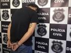 Suspeito de fazer empréstimos no nome de terceiros é preso em Goiás