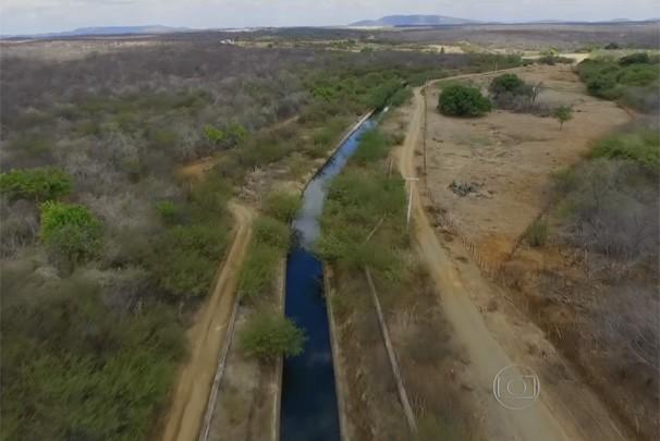 Resultado de imagem para Canal da Redenção, na Paraíba