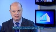 Domingo de prova para 34 mil candidatos que disputam uma vaga na Prefeitura de VG